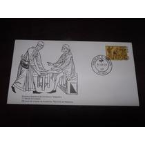 Envelope 1 Dia Circulação 1979 - 150 Anos Acad Nasc Medicina