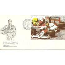Formula 1 1989 Esportes Ayrton Senna Corrida Carros Fdc Ect