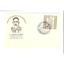Raro Cartão Comemorativo 150 Anos De Hermann Blumenau !!!
