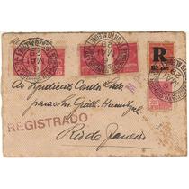 17310 Carta Circulada Syndicato Condor Porto Alegre Rj 1929