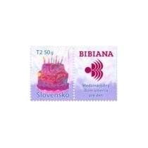 Selo Eslováquia,dia Internacional Da Criança 2012,mint.v Ds