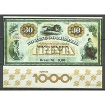 150 Sls- Brasil- Lote Com 1- Selo Postal- 1976- Agencia 1000