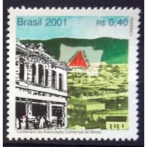 C-2379 - 2001 - Selo Associacao Comercial De Minas Gerais