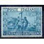 Selo Itália,5°cent.cristóvão Colombo1951,novo.ver Descr.