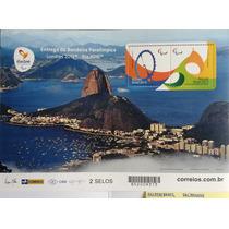 B-6713 - 2012 - Bloco Entrega Da Bandeira Paralimpica