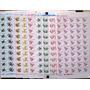 A8826 Brasil - Flora + Pássaros 9 Folhas Completas Nºs 701/2