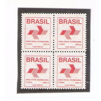 Rhm 668 -quadra Mint (1º Porte Internacional)