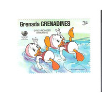 Lindo Selo De Grenada Grenadines - Sobrinhos Do Donald !!!