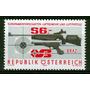 Selos Austria 1979 Jogos Europeu De Tiro Ao Alvo Arma Guerra