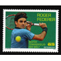 Selos Austria 2010 Esporte Tenista Roger Federer Tenis Olimp