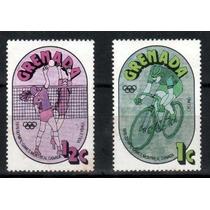 Grenada 1976 * Jgs Olímpicos Montreal * Volei * Ciclismo