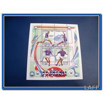 Tchad - Futebol - Mini Folha N. 1251/54 - Mnh