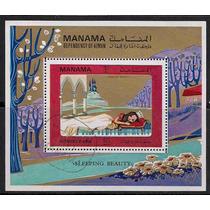 Jmarsch Selos Manama 1972 História Infantil Bela Adormecida