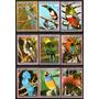 Guiné Equatorial 1974 Pássaros (0742)