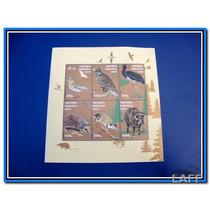 Ucrânia - Pássaros - Aves - Série N. F306/11 - Mnh