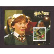 M648-kyrgistão Bloco Harry Potter