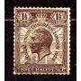 Inglaterra 1929 * Rei George V * 1¹/²p .marr * Upu 9º Congr