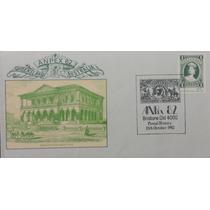 Austrália 1982 - Inteiro Postal - Selo Sobre Selo - Cavalos