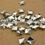 Spikes Pirâmide Prata 10mm Kit 130un Frete Grátis P. Entrega