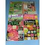 6 Revistas Jardins , Chacara E Sitios , Flores , Orquideas
