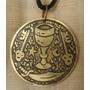 Medalha Cigana Taça, Punhal E Chaves
