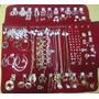 Atacado Quite Com 120 Pçs Semi-jóias+mostruário+sedex Grátis