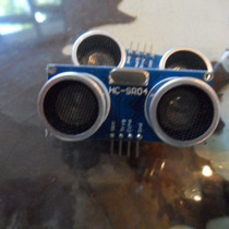Sensor Ultrasom Hc-sr04 Arduino Pic Modulo Completo Tx + Rx