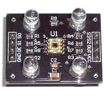 Módulo Sensor De Cor Tcs3200 Rgb P/ Arduino / Pic E Etc