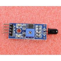 Sensor Fogo Chama Flame Detector P/ Arduino Pic Etc