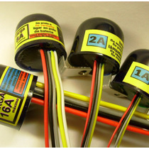 Fotocélula 12v 02a Sensor Crepuscular Kit C/2peças R$50,00