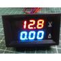 Voltímetro/amperímetro Digital Duplo