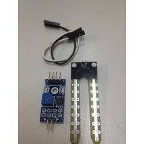 Sensor De Umidade De Solo Hidrometro Com Haste Arduino Pic