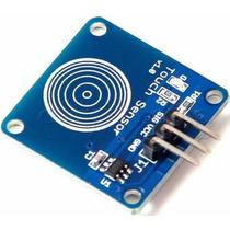 Módulo Sensor Interruptor Touch Toque Capacitivo Arduino