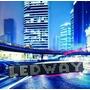 Luminoso Eletrônico Itinerário Para Caminhão Onibus - Ledway
