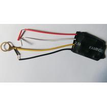 Sensor Interruptor De Toque Para Abajur Lâmpadas De Até 40w
