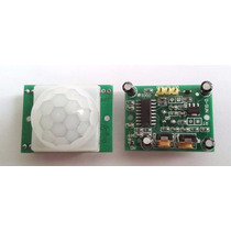 Sensor De Presença Movimento Pir Hc-sr501 Arduino (1 Peça)
