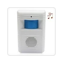 Sensor Anunciador Detector De Presença Longo Alcance
