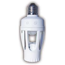 Sensor De Presença Para Lampada Com Ajuste Bivolt Luz Lâmpad