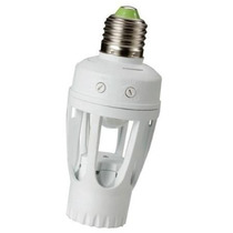 Sensor De Presença Para Lâmpada Com Soquete E27 Bivolt