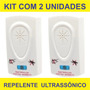 Repelente Ultrassônico Anti Ratos, Perniliongo, Barata