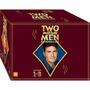 Coleção Dvd-two And A Half Men: Dois Homens E Meio:28 Discos