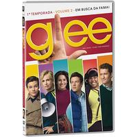Dvd - Glee - 1ª Temporada Volume 2 - Novo Original Lacrado