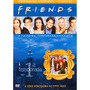 Dvd Friends 1a Temporada Completa - Caixa Com 4 Dvds