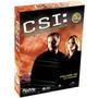 Box Csi 5ª Temporada- Volume 02- 3 Discos