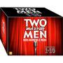 Box Dois Homens Meio Caixa 10 Temporadas 34 Dvd Two Half Men