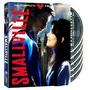 Box Smallville 1º Á 10º Temporada Dublado