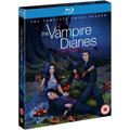 The Vampire Diaries 3ª Temporada Completa - 4 Discos Blu-ray