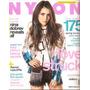 Revista Nylon Nina Dobrev Rara! = The Vampire Diaries Uau!