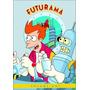Dvd Futurama - 1ª Temporada 3 Dvds Original Semi Novo