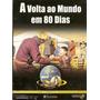 Box A Volta Ao Mundo Em 80 Dias - 5 Dvd´s - Novo Lacrado***